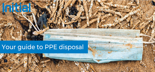 Your guide to PPE disposal